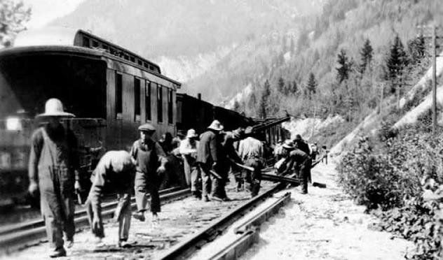 Povestea caii ferate Canadian Pacific