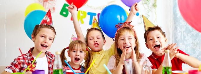 Evenimente speciale pentru copilul tau