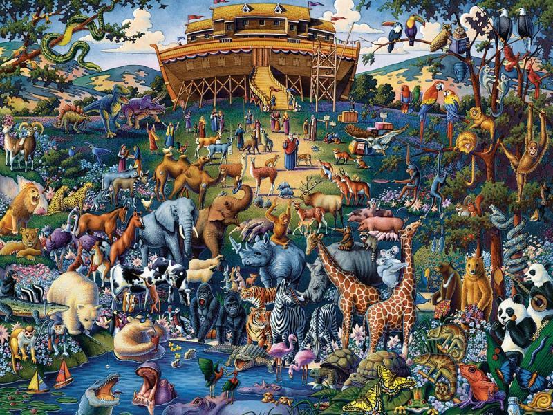 Arca lui Noe: intre mit si adevar