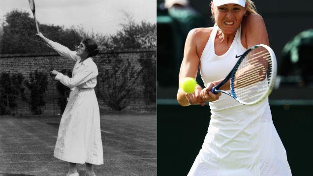 Cele mai bune tenismene din istorie