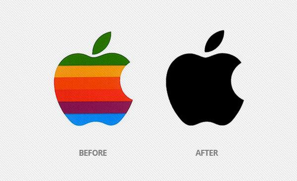 Logo-ul Apple