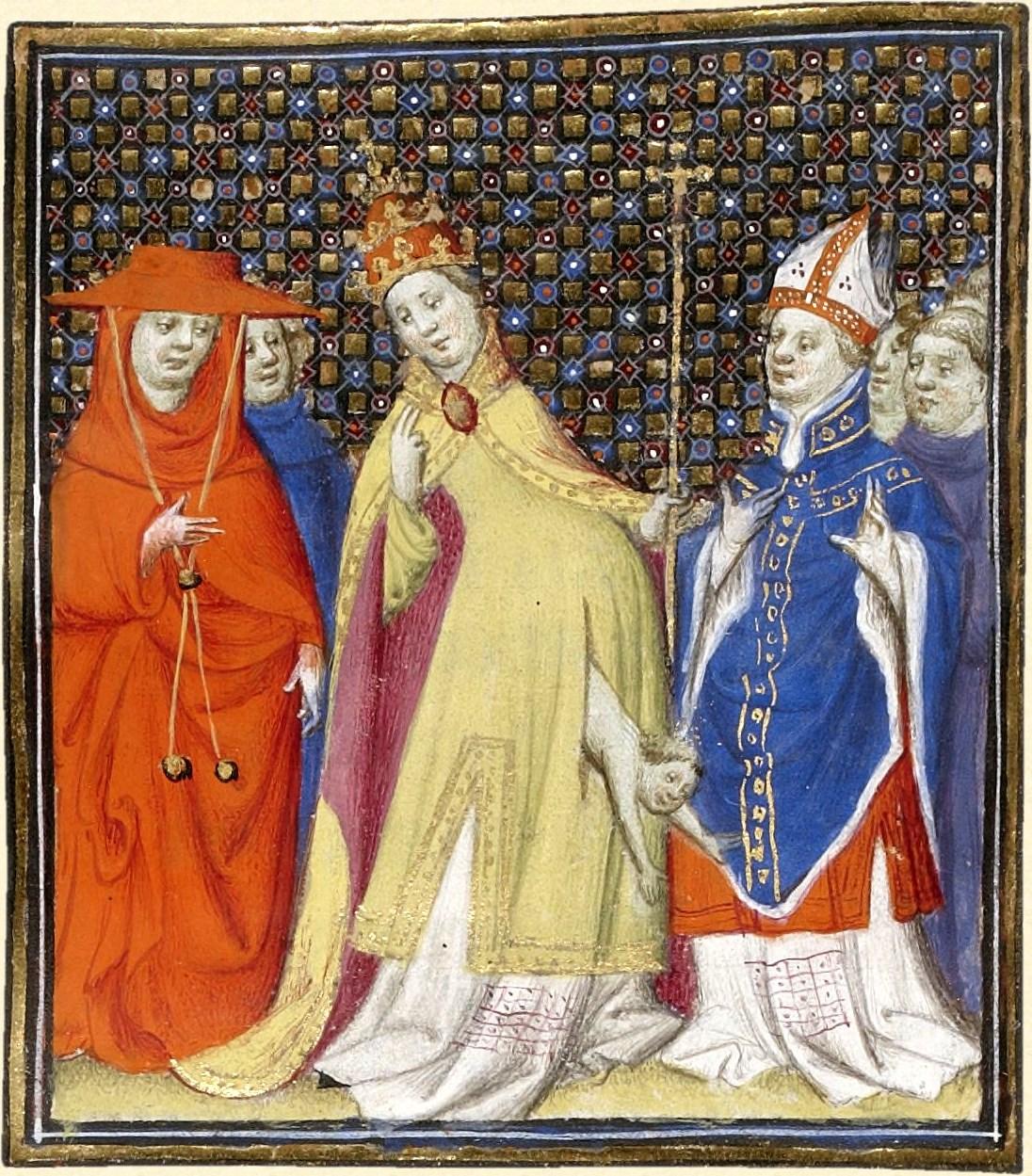 Povestea Papesei Ioana