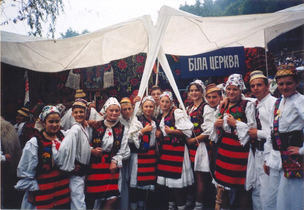 Romani din Ucraina