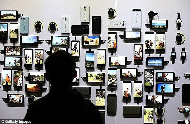 Google isi doreste sa aiba propriile cip-uri Android