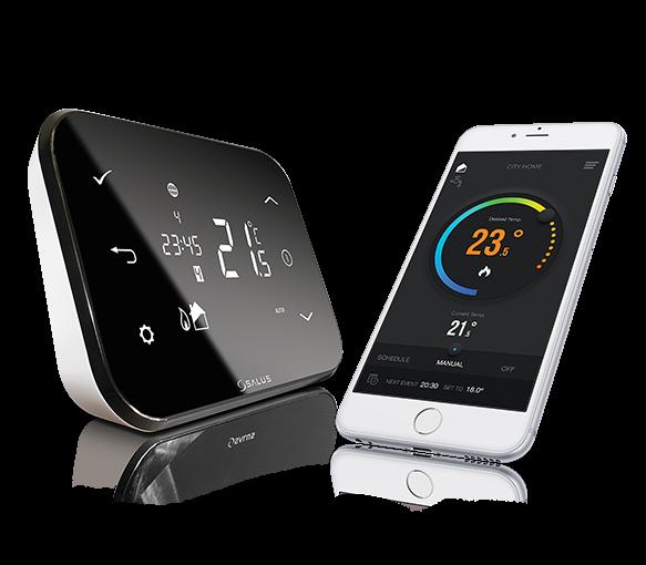 Beneficiile utilizarii unui termostat inteligent